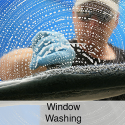 Window Washing